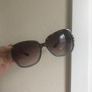 Marc by Marc Jacobs Emerald Havana Sunglasses